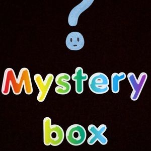 Woman's mystery box